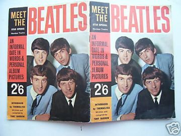 The Beatles Meet the Beatles Star Special No 12